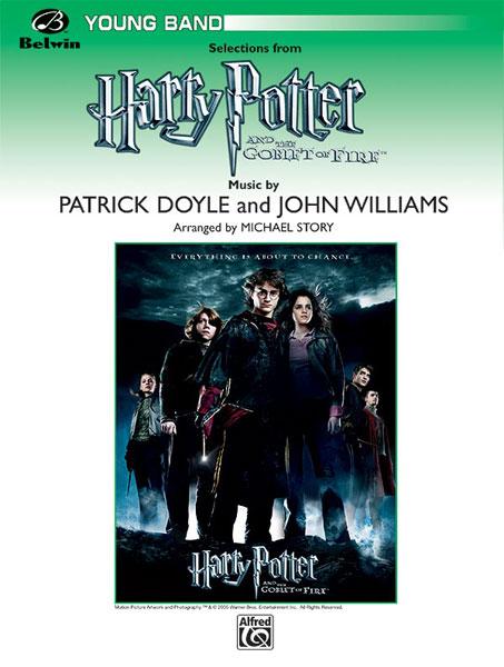 harry potter concert band pdf