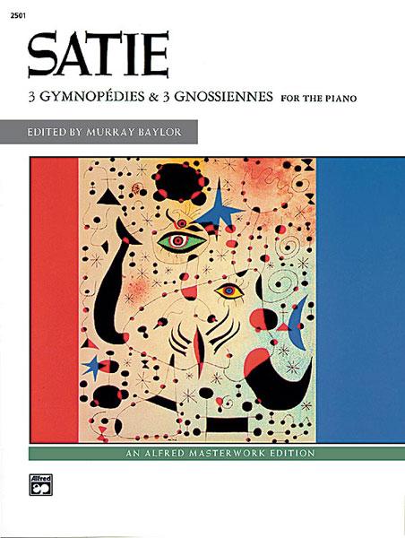 Satie Erik - Gymnopedies And Gnossiennes - Piano