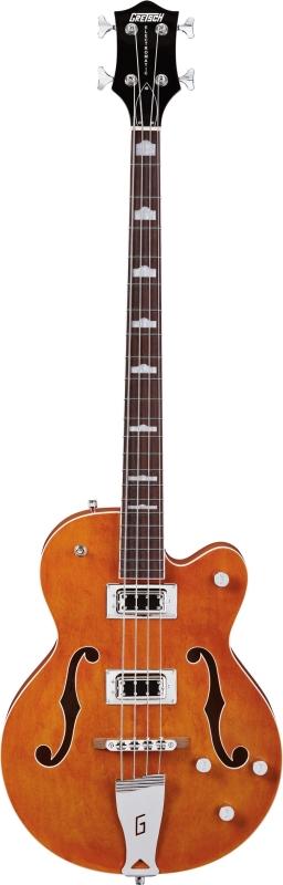 Gretsch G5440lsb Electromatic Hollow Body Long Scale Orange