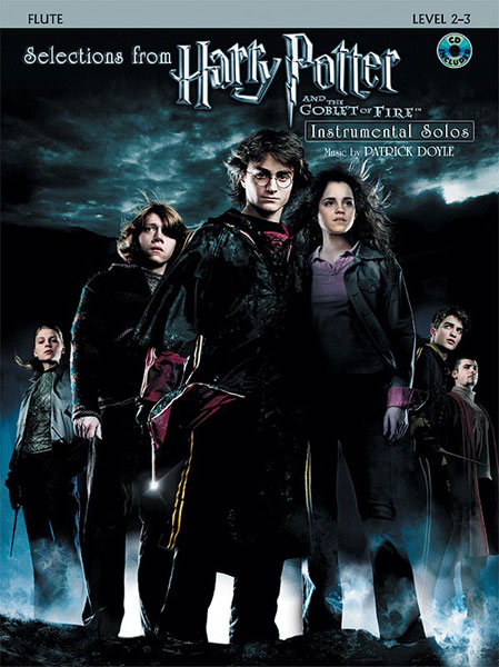 Doyle Patrick - Harry Potter - Goblet Of Fire + Cd - Flute Solo
