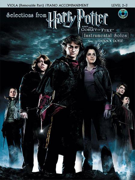 Doyle Patrick - Harry Potter - Goblet Of Fire + Cd - Viola Solo