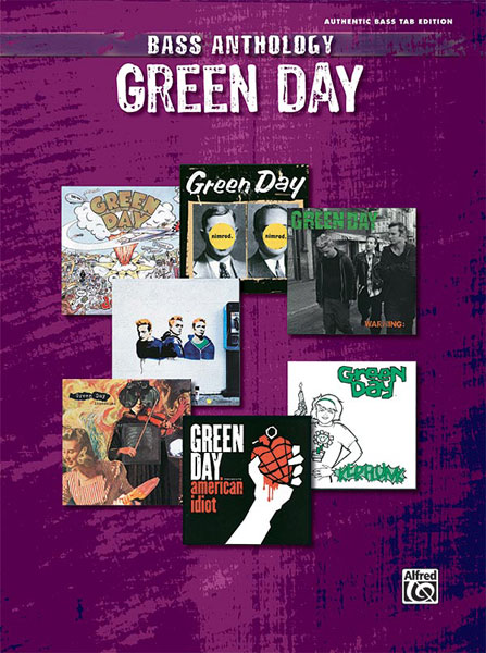 Green Day - Green Day Bass Anthology - Bass Guitar Tab