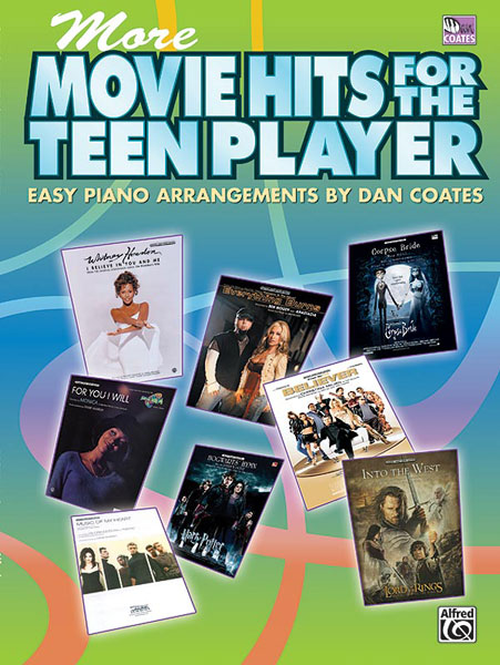 Coates Dan - More Movie Hits For The Teen Player - Piano Solo