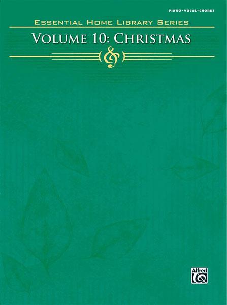 Essential Home Library Vol.10 - Christmas - Pvg