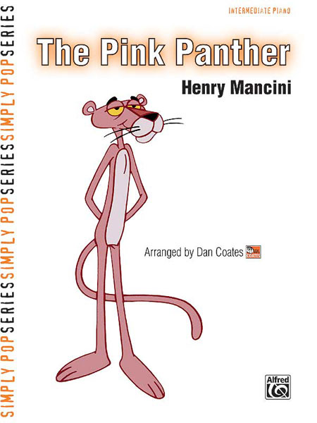 MANCINI HENRY - THE PINK PANTHER - PIANO SOLO