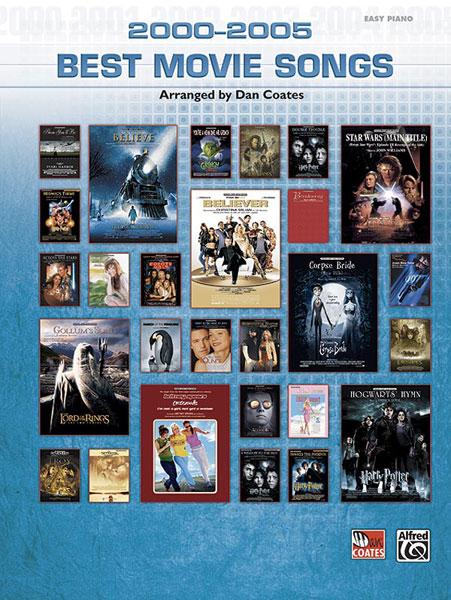 Coates Dan - Best Movie Songs 2000-2005 - Piano