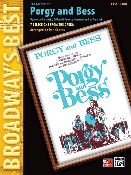 Coates Dan - Broadway's Best: Porgy And Bess - Piano Solo