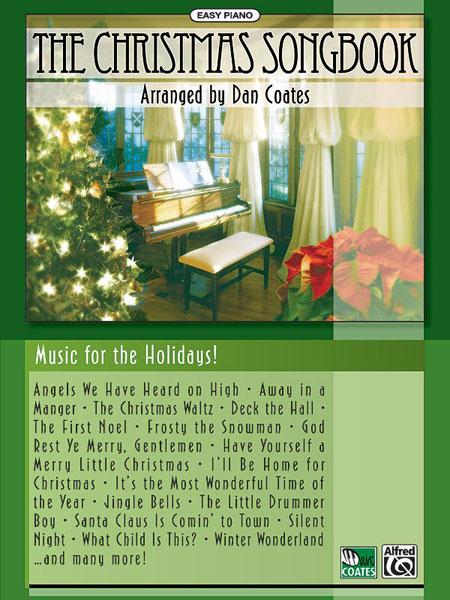 Coates Dan - Christmas Songbook - Piano Solo