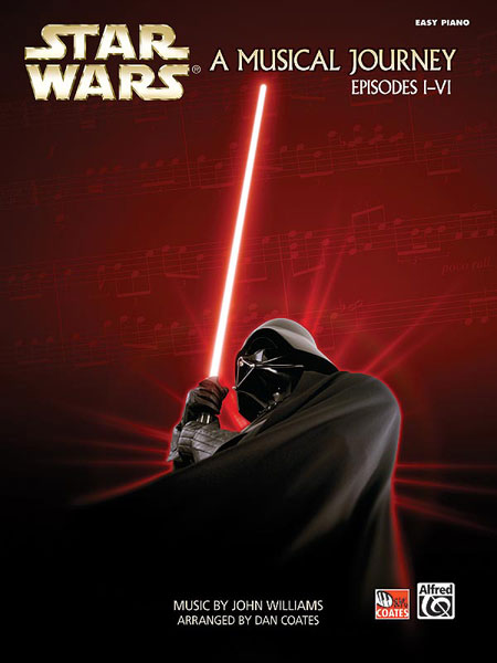 WILLIAMS JOHN - STAR WARS MUSICAL JOURNEY - EASY PIANO