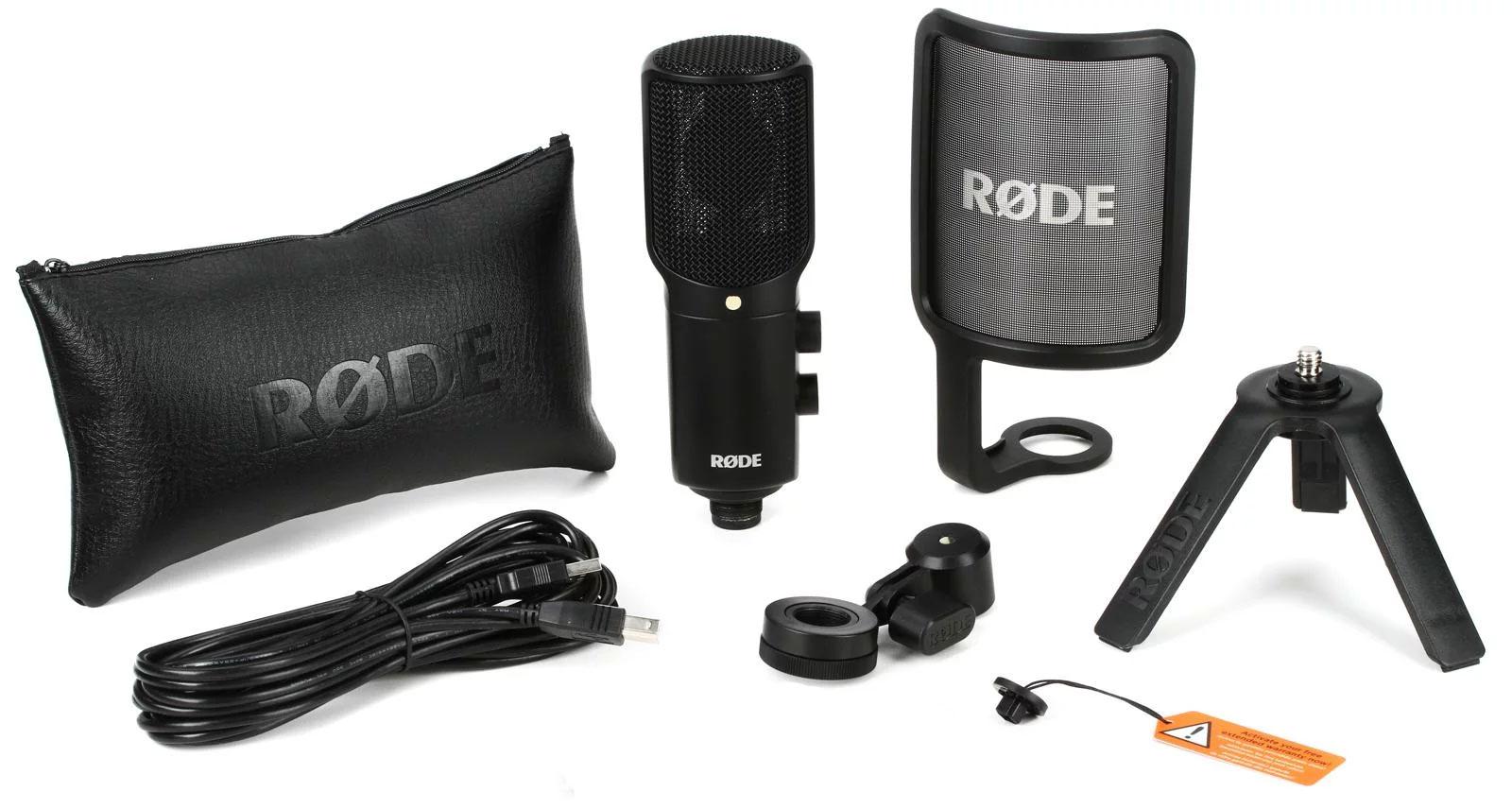 RODE NT-USB - Woodbrass.com