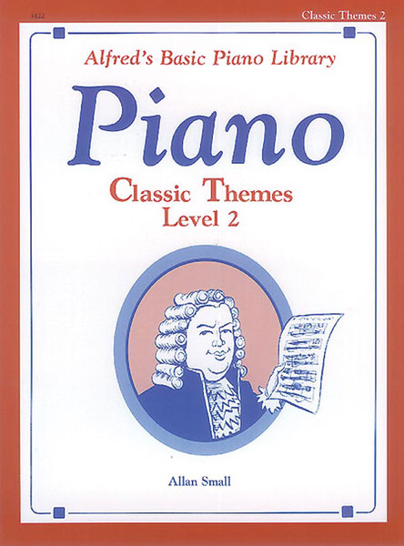 Small Alan - Alfred's Basic Piano Classic Themes Lv 2 - Piano