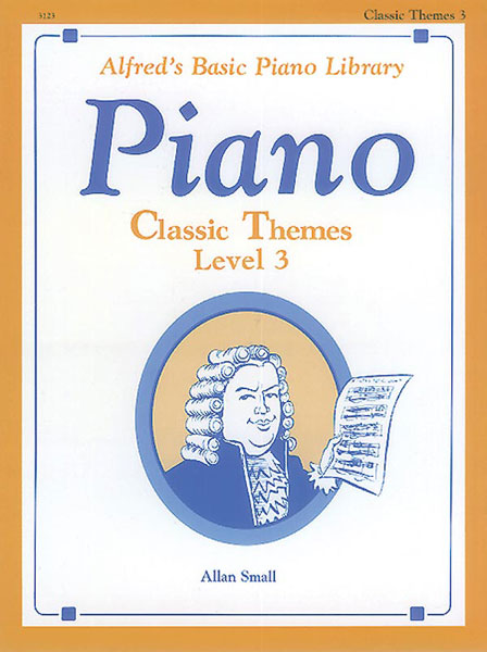 Small Alan - Alfred's Basic Piano Classic Themes Level 3 - Piano