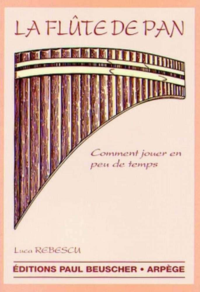 Rubescu Luca - Flûte De Pan
