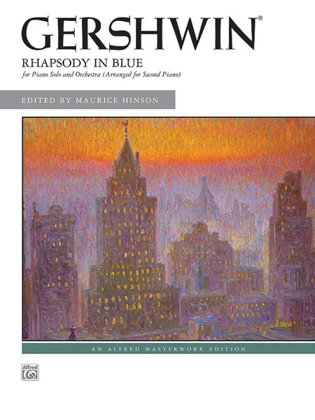 GERSHWIN - RHAPSODY IN BLUE - PIANO DUET