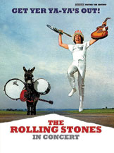 ROLLING STONES (THE) - GET YER YA-YA'S OUT!
