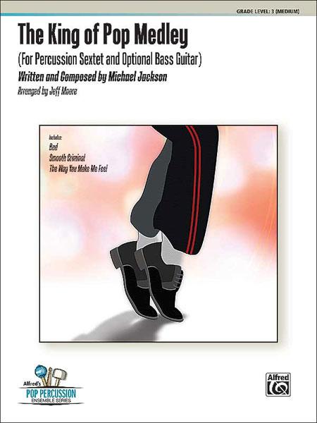 Jackson Michael - King Of Pop Medley - Percussion Ensemble