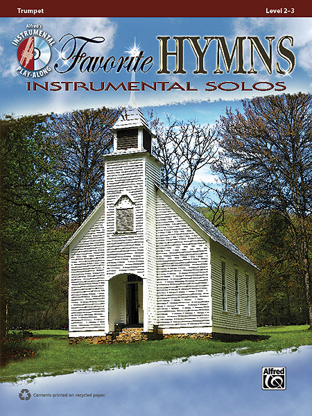 Favorite Hymns Instrumental + Cd - Trumpet Solo