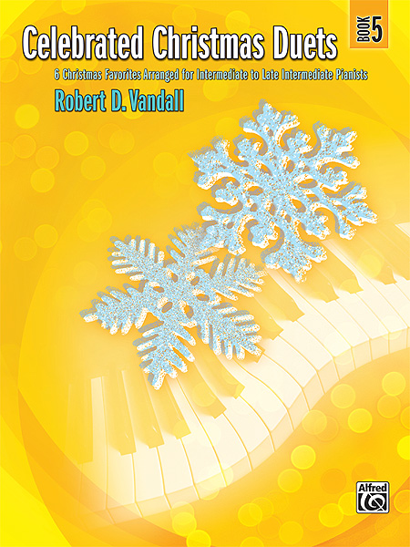VANDALL ROBERT D. - CELEBRATED CHRISTMAS DUETS 5 - PIANO DUET