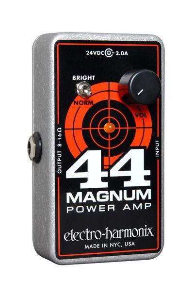 Electro Harmonix 44 Magnum Ampli De Puissance