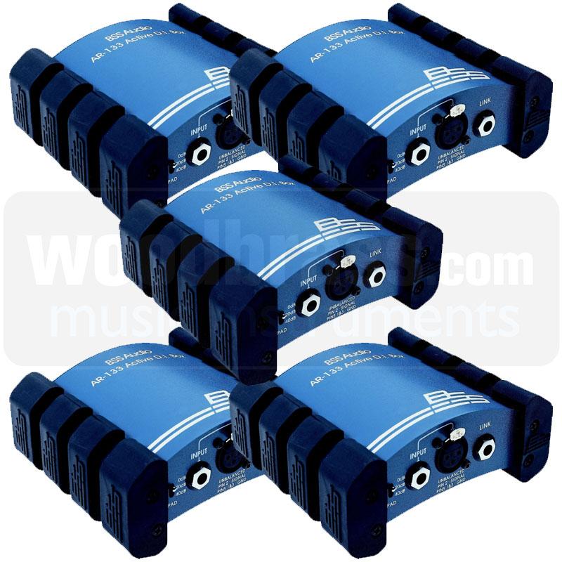 Bss Pack Bss Ar133 (5 Pieces)