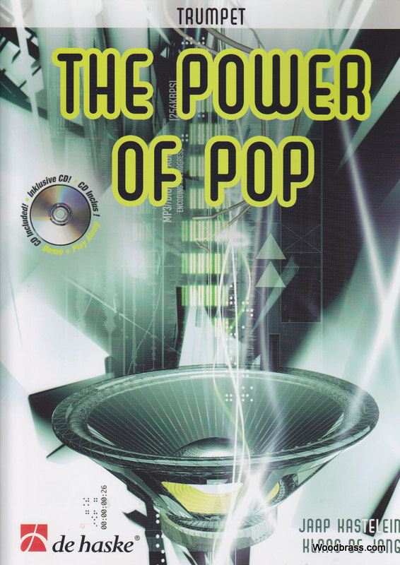 THE POWER OF POP + CD - TROMPETTE