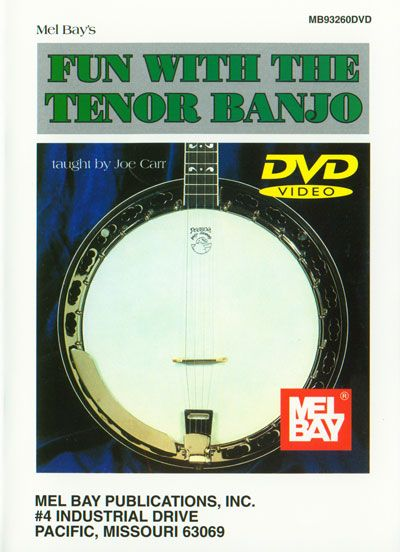 Carr Joe - Fun With The Tenor Banjo - Banjo