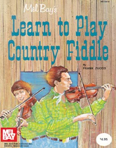 Zucco Frank - Learn To Play Country Fiddle - Fiddle