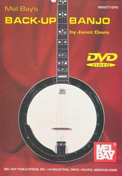 Davis Janet - Back-up - Banjo