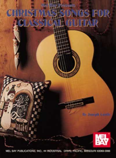 Castle Joseph - Christmas Songs For Classical Guitar - Guitar