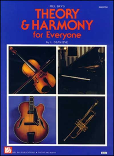 Dean Bye L. - Theory And Harmony For Everyone - All Instruments