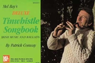 Conway Patrick - Deluxe Tinwhistle Songbook - Tin Whistle