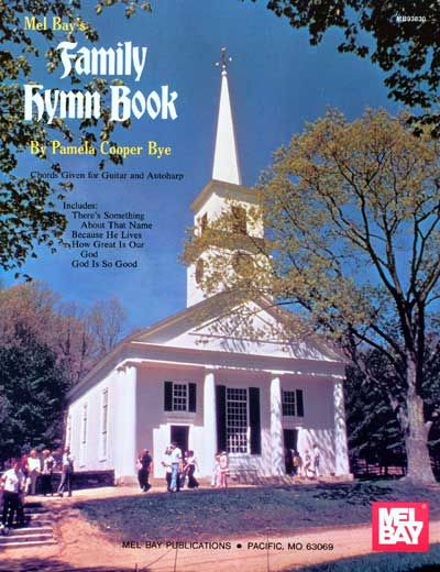 COOPER BYE PAMELA - FAMILY HYMN BOOK - PIANO/VOCAL