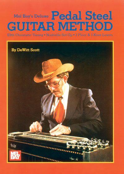 Scott Dewitt - Deluxe Pedal Steel Guitar Method + Cd - Guitar