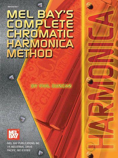 Duncan Phil - Complete Chromatic Harmonica Method - Harmonica