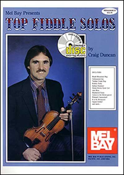 Duncan Craig - Top Fiddle Solos + Cd - Fiddle