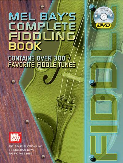 Duncan Craig - Complete Fiddling Book + Dvd - Fiddle