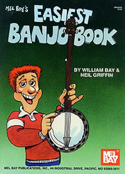 Bay William - Easiest Banjo Book - Banjo