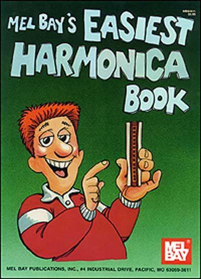 Bay William - Easiest Harmonica Book - Harmonica