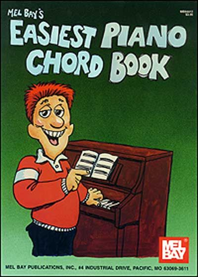 Bay William - Easiest Piano Chord Book - Piano
