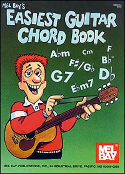 Bay William - Easiest Guitar Chord Book - Guitar