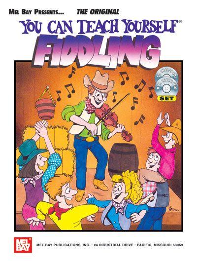 Duncan Craig - You Can Teach Yourself Fiddling + Cd + Dvd - Fiddle