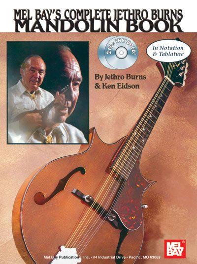 Burns Jethro - Complete Mandolin + Cd - Mandolin