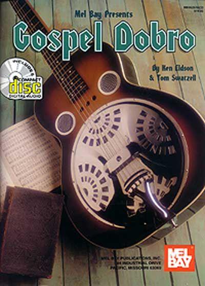Eidson Ken - Gospel Dobro + Cd - Guitar