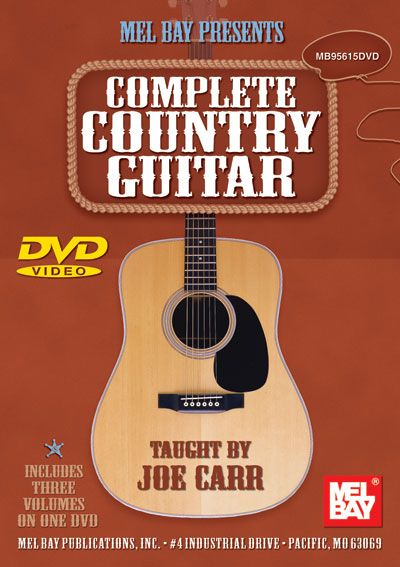 Carr Joe - Complete Country Guitar - Guitar