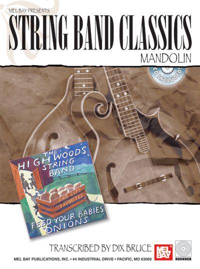 Bruce Dix - String Band Classics - Mandolin + Cd - Mandolin