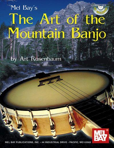 Rosenbaum Art - The Art Of The Mountain Banjo + Cd - Banjo