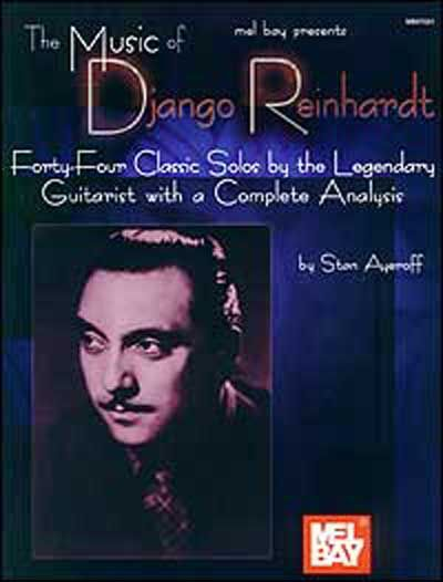 AYEROFF STAN - MUSIC OF DJANGO REINHARDT - GUITAR