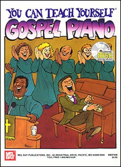 Smith Gail - You Can Teach Yourself Gospel Piano + Cd - Piano