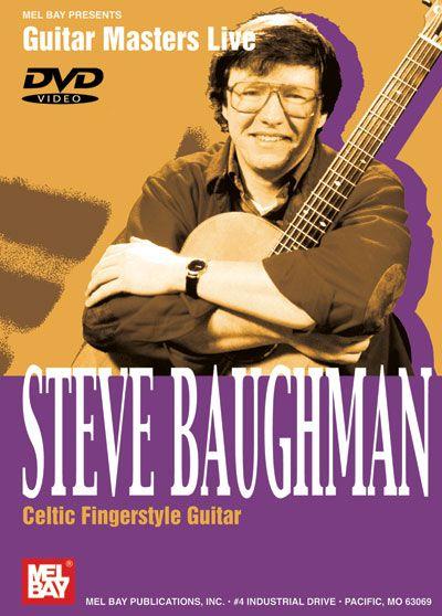 Baughman Steve - Celtic Fingerstyle Guitar - Guitar