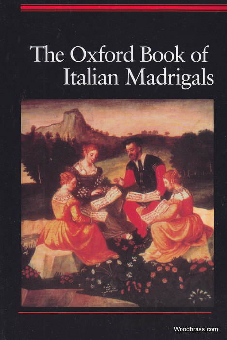 Oxford university press the oxford book of italian madrigals